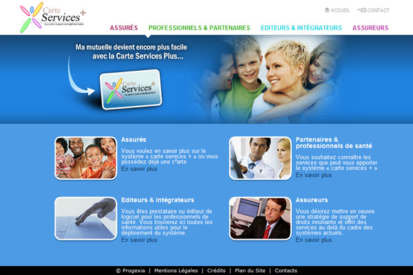 Carte Services Plus